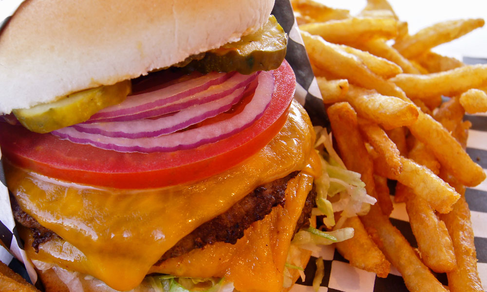Buddies Burger